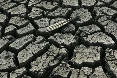 How climate change is making California's epic drought worse