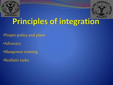 PPT - Integration of Substance Abuse Disorders in National