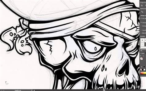 Adobe Illustrator Tutorial: How to Draw a Vector Pirate