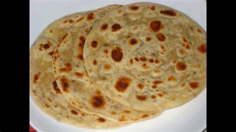 How to make soft Chapatis - YouTube