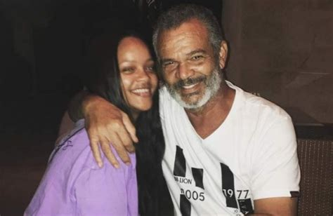 Rihanna sues her own father in a brand name dispute- The