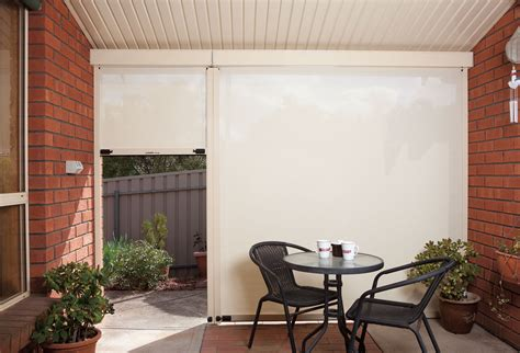 Outdoor Blinds for pergolas or patios