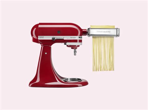 The 6 Best Attachments for KitchenAid Stand Mixers