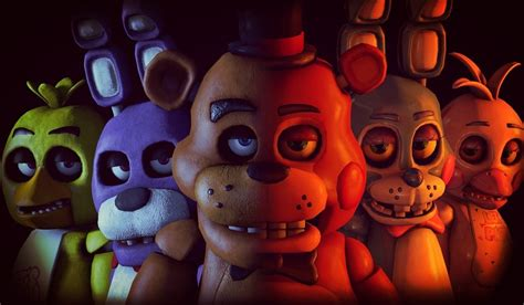 Five Nights at Freddy's: Security Breach Coming to PC, PS4