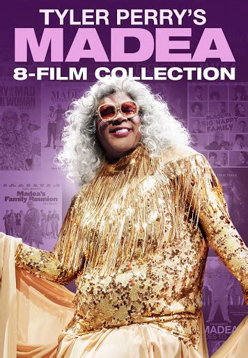 Tyler Perry's Madea 8-Film Collection - Movies on Google Play