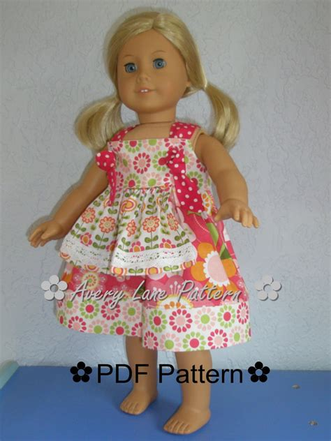 18 INCH DOLL SEWING PATTERNS « Free Patterns