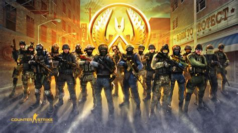 Counter Strike Global Offensive Guardians 4K Wallpapers