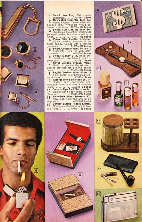 Livin' the Dream with Green Stamps: A 1975 Catalog - Flashbak