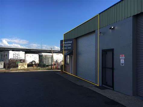 Commercial Industrial/Warehouse Property Leased Tweed