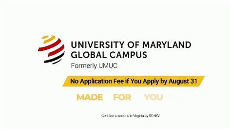 - University of Maryland University College TV Commercial