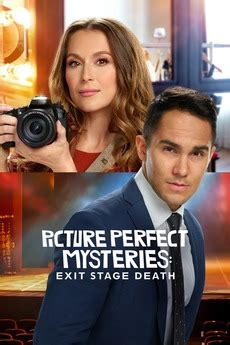 Picture Perfect Mysteries: Exit Stage Death (2020