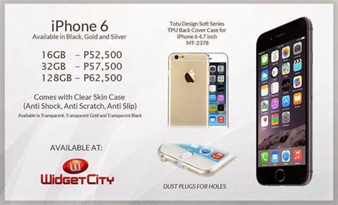Apple iPhone 6 and iPhone 6 Plus now available in the PH