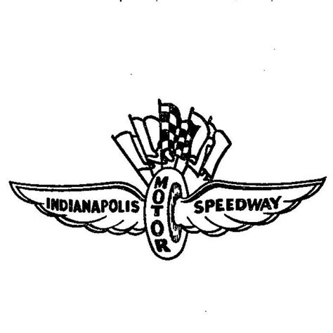 indianapolis motor speedway logo 10 free Cliparts