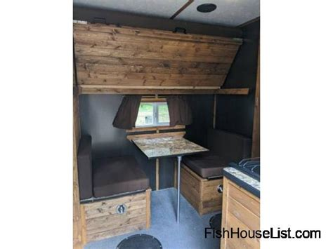 2019 RV Limited Edition Ice Castle • Ice Fishing House For