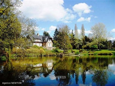 5 Bed House For Sale in Granville, Manche, Normandy
