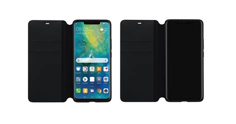 Huawei Mate 20 Pro phone cases, wireless charger, and NM
