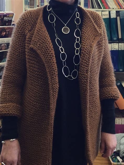 Easy Cardigan Knitting Patterns - In the Loop Knitting