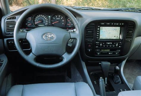 2001 Toyota Land Cruiser Pictures/Photos Gallery - The Car