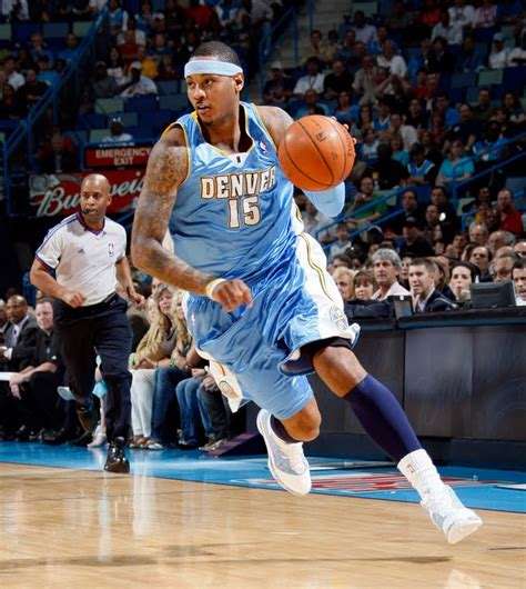 Carmelo Anthony Profile And Pictures 2011 - The Sport and