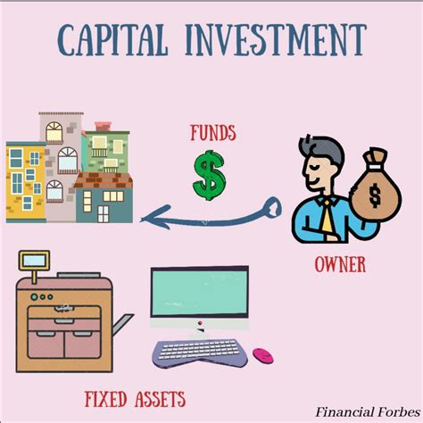 Capital Investment   Definition   Explanation   Example