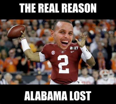 18 Best Memes of Clemson Stunning Alabama in the College