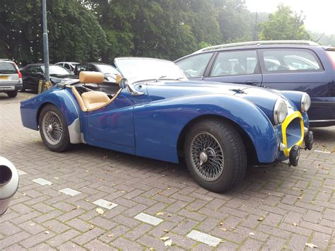 1957 TR3 very nice drivers For Sale   Car And Classic