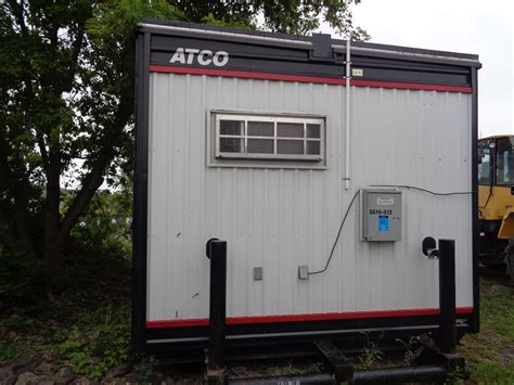 { Choice of lots: 344, 345 } 2013 ATCO MODEL 12X20 OFFICE