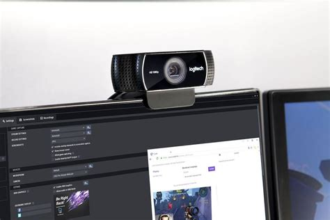 Logitech C922 Pro Stream wants to improve streaming for