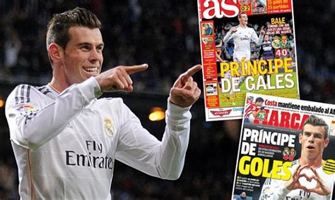 Gareth Bale hits first hat-trick for Real Madrid in
