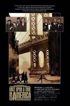 Once Upon a Time in America - Wikipedia