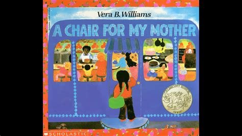 A chair for my mother by Vera B