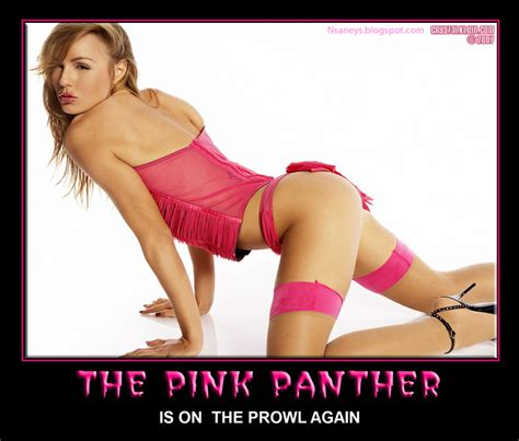 Nsaney'z Posters II: The Pink Panther On The Prowl