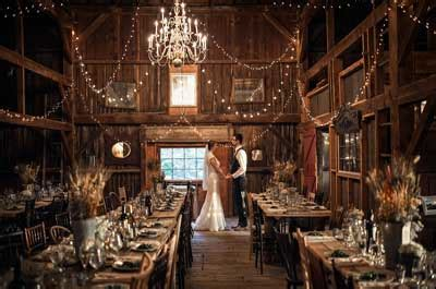 The Best Rustic Private Party and Event Venues in New Jersey