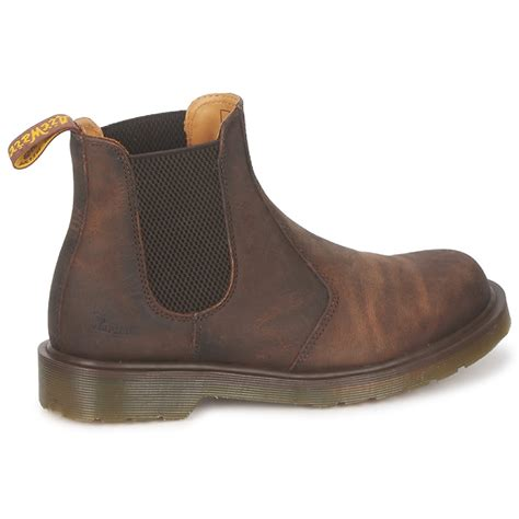 Ankle boots Dr Martens 2976 CHELSEA BOOT Gaucho Crazy