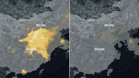 What China's Pollution Tells Us About Coronavirus and the