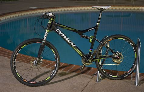 2011 Cannondale Scalpel Ultimate XL 18