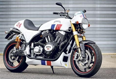 HESKETH 24 (2014-on) Review   MCN