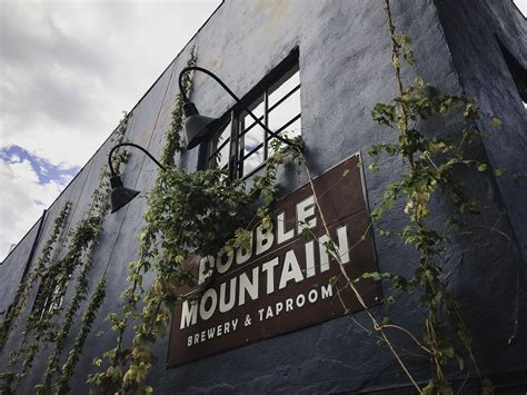 Double Mountain Brewery - Discover Mt