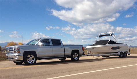 When selecting a truck for towing - Don't forget to check