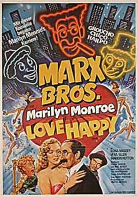 Love Happy (1949) - The Marx Brothers