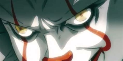 Someone Animated That Anime-Style Drawing of Pennywise