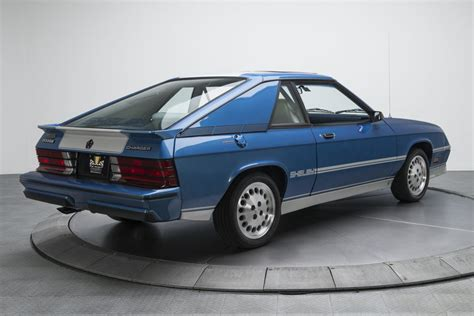 1983 Dodge Shelby Charger | My Classic Garage