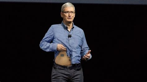 Power Play: Tim Cook Just Installed The Only iPhone 7