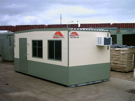 Portable building Web 6x24 Site Shed | Leased Portable