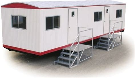 Used Office Trailers For Sale - Pre-Owned Job Site