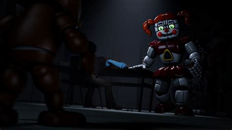 Circus Baby Five Nights at Freddy's Sister Location 4K HD