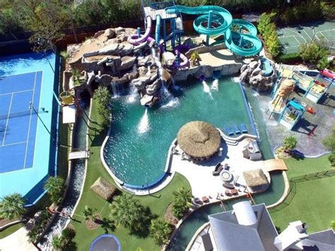 Dream home with backyard water park in Dallas is on sale