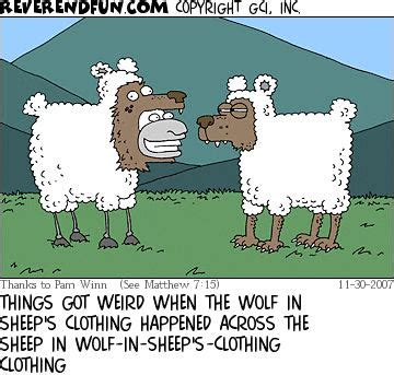 Devil In Sheeps Clothing Quotes