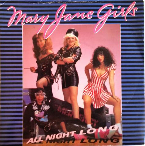 Mary Jane Girls - All Night Long | Releases | Discogs