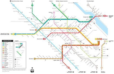Mapping a Future Transit Infrastructure for Northern